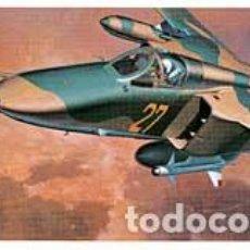 Maquetas: HASEGAWA - MIG-27 FLOGGER D C10 00340 1/72. Lote 93703825