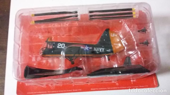 PIASECKI HUP 1/2. US NAVY. HELICOPTERO ALTAYA 1/72 (Juguetes - Modelismo y Radio Control - Maquetas - Aviones y Helicópteros)