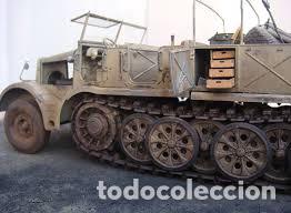 Maquetas: Sd.Kfz 9 FAMO 18 Tn. 1:72 TRUMPETER 07203 maqueta carro vehículo camión - Foto 7 - 94185543