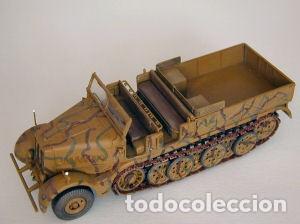 Maquetas: Sd.Kfz 9 FAMO 18 Tn. 1:72 TRUMPETER 07203 maqueta carro vehículo camión - Foto 10 - 94185543