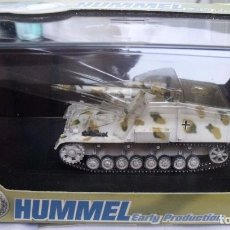 Maquetas: DRAGON ARMOR 1/72 HUMMEL EARLY PRODUCTION PZ.ART.REG.19. 19.PZ.DIV. EASTERN FRONT 1944 REF. 60288. Lote 94573399
