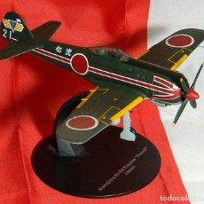 Maquetas: ESC. 1/72 - NAKAJIMA KI - 84 HAYATE FRANK - JAPAN - METAL - WINGSPAN 160 MM. Lote 94648031