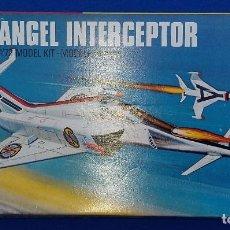 Maquetas: ANGEL INTERCEPTOR- MAQUETA DESCATALOGADA DE AIRFIX. Lote 94673903