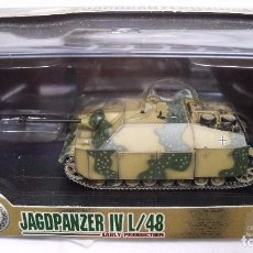 Maquetas: DRAGON ARMOR 1/72 JAGDPANZER IV L/48 EARLY PRODUCTION GERMANY 1945 REF. 60226 - DIE CAST 1:72 Y 1/72. Lote 94683003