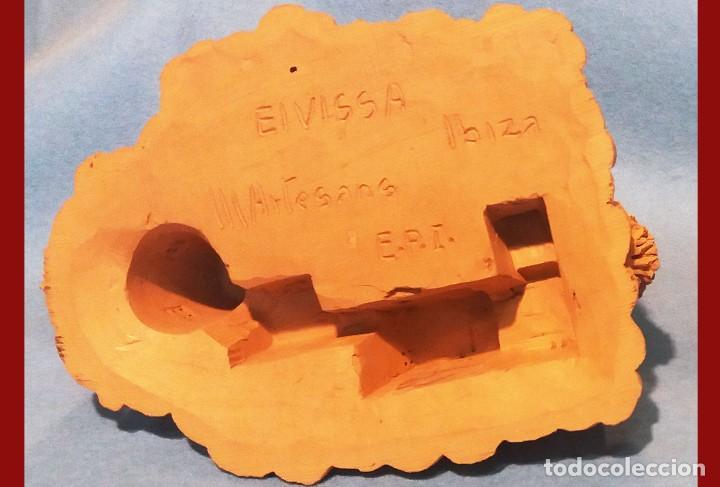 Maquetas: MAQUETA EN BARRO DE CASA FAMOSA EXISTENTE EN ELVISSA - IBIZA III Artesans Fdo.E.P.I. Escala 1/100 - Foto 2 - 94950767