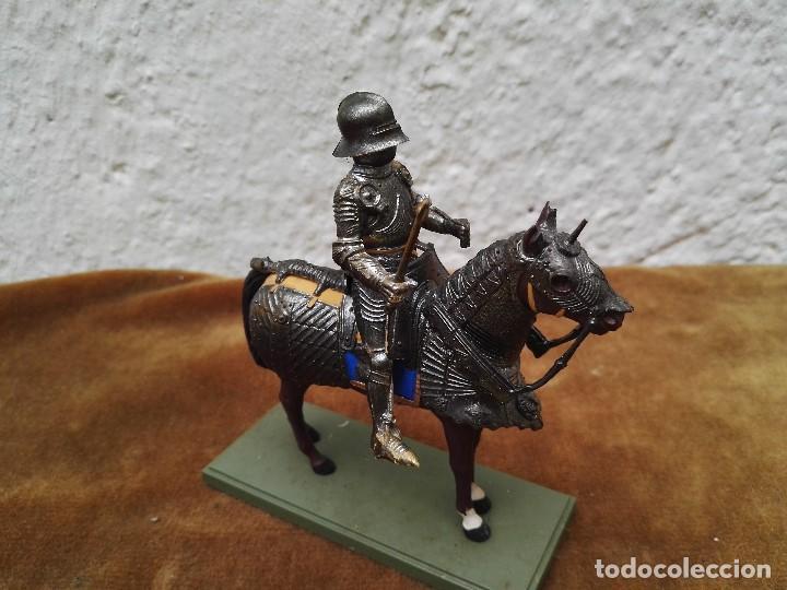 Maquetas: Figura de plástico de (1969) Armadura Gótica aproximadamente de 1490 - Foto 3 - 95621951