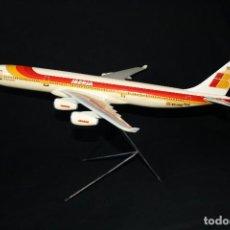 Maquetas: MAQUETA AVIÓN AIRBUS 340-300 IBERIA. Lote 95750655