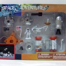 Maquetas: LUNAR ROVER NASA - NEWRAY SPACE ADVENTURE - VEHÍCULO ESPACIAL JUGUETE NAVE ESPACIO ASTRONAUTA LUNA. Lote 96096015
