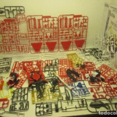 Maquetas: DABAN MODEL ROBOTS, GUNDAM, KIT, ASTRAY RED FRAME, GD MBF-02, XXXG-01W, MIZOUZHANSHI. Lote 96430863