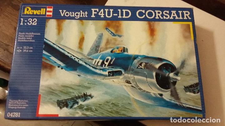 VOUGHT F4U-1D CORSAIR. REVELL 1/32 (Juguetes - Modelismo y Radio Control - Maquetas - Aviones y Helicópteros)