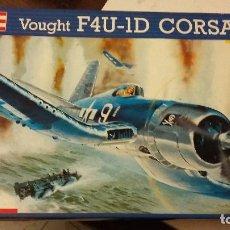 Maquetas: VOUGHT F4U-1D CORSAIR. REVELL 1/32. Lote 96601411