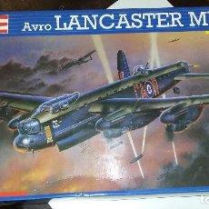 Maquetas: AVRO LANCASTER MK I. REVELL 1/72. Lote 96601455