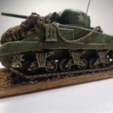 Maquetas: BLINDADO IIWW U.S. SHERMAN M3 ( 1/72 ). Lote 191864188
