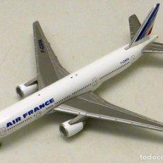 Maquetas: AVIÓN AIRBUS A 300 AIR FRANCE METAL ESCALA. Lote 97708527