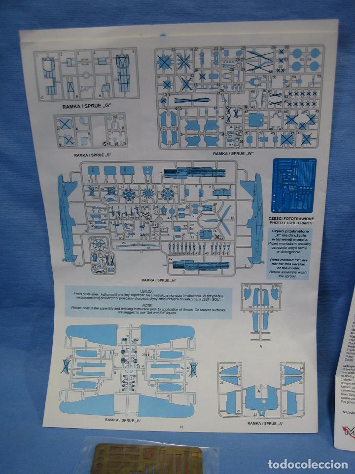 Maquetas: Maqueta de montaje. Avion Pal:43/Polskie Wersje de Mirage Hobby - Foto 2 - 97776579