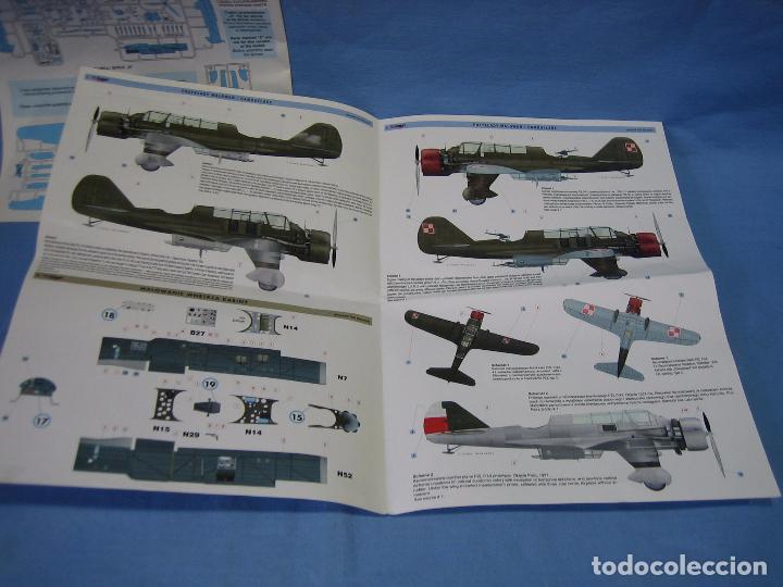 Maquetas: Maqueta de montaje. Avion Pal:43/Polskie Wersje de Mirage Hobby - Foto 7 - 97776579