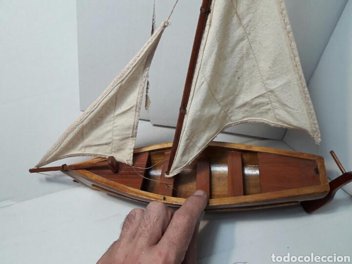 Maquetas: Maqueta bote velero con muchos detalles y buen acabado - Foto 4 - 98012786