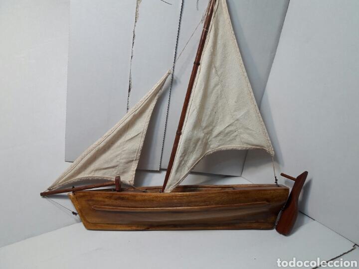 Maquetas: Maqueta bote velero con muchos detalles y buen acabado - Foto 2 - 98012786