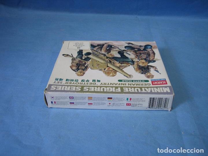 Maquetas: Maqueta de montaje. German Infantery destroger set.1/35 de Tamiya 1995 - Foto 6 - 98169223