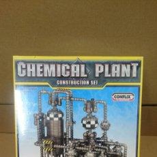 Maquetas: CHEMICAL PLANT CONSTRUCTION SET CONFLIX . Lote 98355060