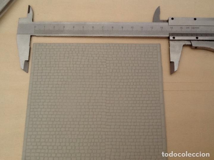 Maquetas: Planchas de muro blanco para maquetas, trenes o warhammer - Foto 4 - 98645211