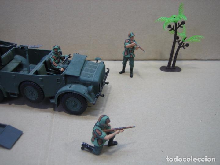 Maquetas: Maqueta para montaje. Ejército Alemán 1/35 - Foto 3 - 98758027