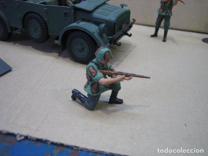 Maquetas: Maqueta para montaje. Ejército Alemán 1/35 - Foto 4 - 98758027