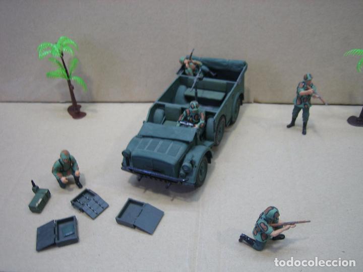 Maquetas: Maqueta para montaje. Ejército Alemán 1/35 - Foto 6 - 98758027