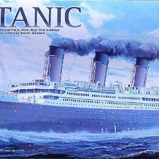 Maquetas: MAQUETA ACADEMY 1/700 RMS TITANIC #14402. Lote 138046401
