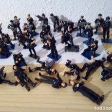 Maquetas: LOTE SOLDADOS ALEMANES MAQUETA. Lote 99489819