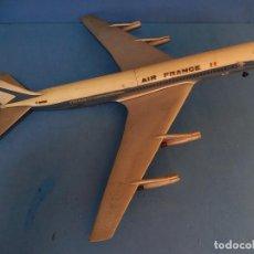Maquetas: MAQUETA DE AVIÓN. BOEING 707 INTERCONTINENTAL. CHATEAU DE VERSAILLES. AIR FRANCE. F-BHSU. Lote 99894595