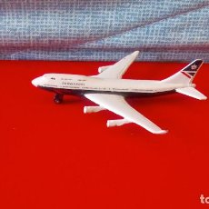 Maquetas: AVION SB-31 BOEING 747- 400. SKYBUSTERS DE MATCHBOX. Lote 100324995