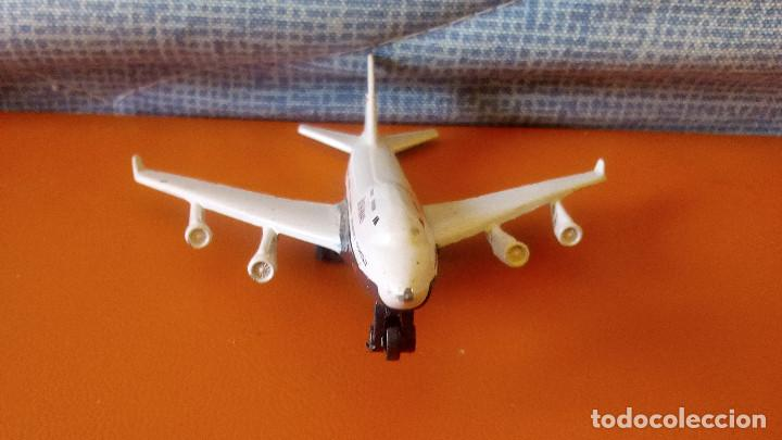 Maquetas: AVION SB-31 BOEING 747- 400. SKYBUSTERS DE MATCHBOX - Foto 3 - 100324995