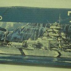 Maquetas - maqueta barco Battleship TIRPITZ, esc. 1:570 REVELL - 101147667