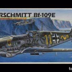 Maquetas: ACADEMY - MESSERSCHMITT BF-109E 2133 1/72. Lote 101405607