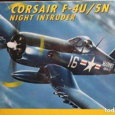 Maquetas: ITALERI - CORSAIR F-4U/5N NIGHT INTRUDER 044 1/72. Lote 101412831
