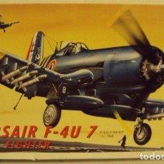 Maquetas: ITALERI - CORSAIR F-4U 7 NAVI FIGHTER 048 1/72. Lote 101413027