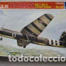 Maquetas: ITALERI - A.S 51 HORSA MKI/MKII 116 1/72. Lote 101420135