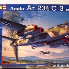 REVELL - ARADO AR- 234 C-3 JET BOMBER 04501 1/48