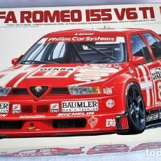 TAMIYA 1/24 ALFA ROMEO 155 V6 TI. CCAVENDE