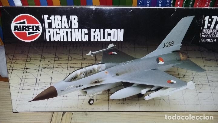 Maquetas: F-16 A/B Fighting Falcon. Airfix 1/72 - Foto 1 - 101541727