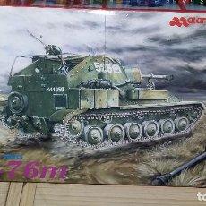 Maquetas: SU-76 M. DRAGON 1/35. Lote 101541799