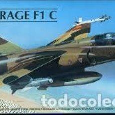 Maquetas: HELLER - MIRAGE F1 C 80318 1/72 . Lote 133713407