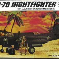 Maquetas: REVELL - P-70 NIGHTFIGHTER H 232 1/72. Lote 101944235