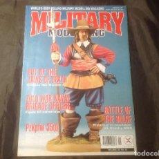 Maquetas: REVISTA MILITARY MODELLING VOL. 26 NO. 13 ENERO JANUARY 1997. Lote 101959031