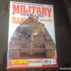 Maquetas: REVISTA MILITARY MODELLING COL. 26 NO. 12 DECEMBER 1996. Lote 101959227