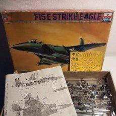 Maquetas: MAQUETA AVIÓN F 15 E STRIKE EAGLE - ESCALA 1/72 ( MADE IN ITALY ). Lote 102024415