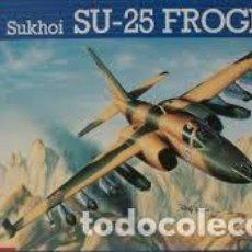 Maquetas: REVELL - SUKHOI SU 25 FROGFOOT 4384 1/72. Lote 102031343
