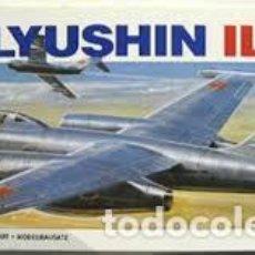 Maquetas: AIRFIX - ILYUSHIN IL-28 04010 1/72 . Lote 102031519