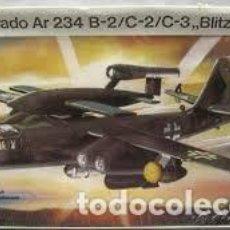 Maquetas: REVELL - ARADO AR 234 B2/C2/C3 BLITZ 4162 1/72. Lote 102087663